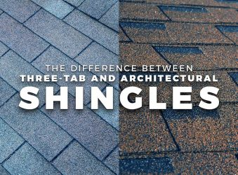 The Difference Between Three-Tab and Architectural Shingles