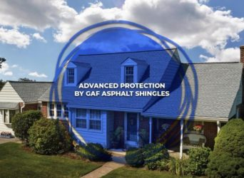 Advanced Protection by GAF Asphalt Shingles