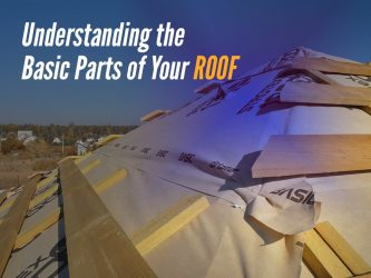 Understanding the Basic Parts of Your Roof