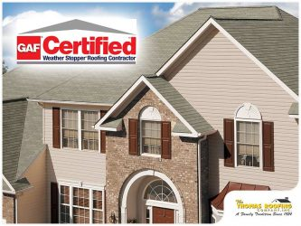 The Benefits of Working With a GAF-Certified Roofing Contractor